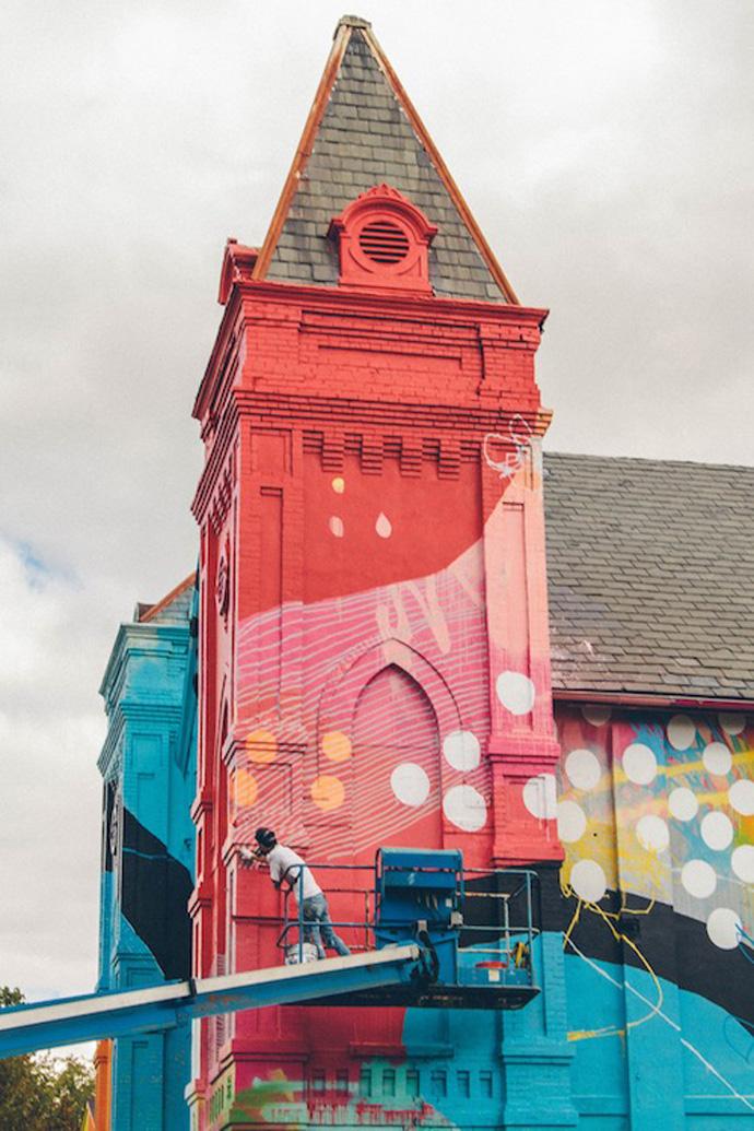 kerkgraffiti