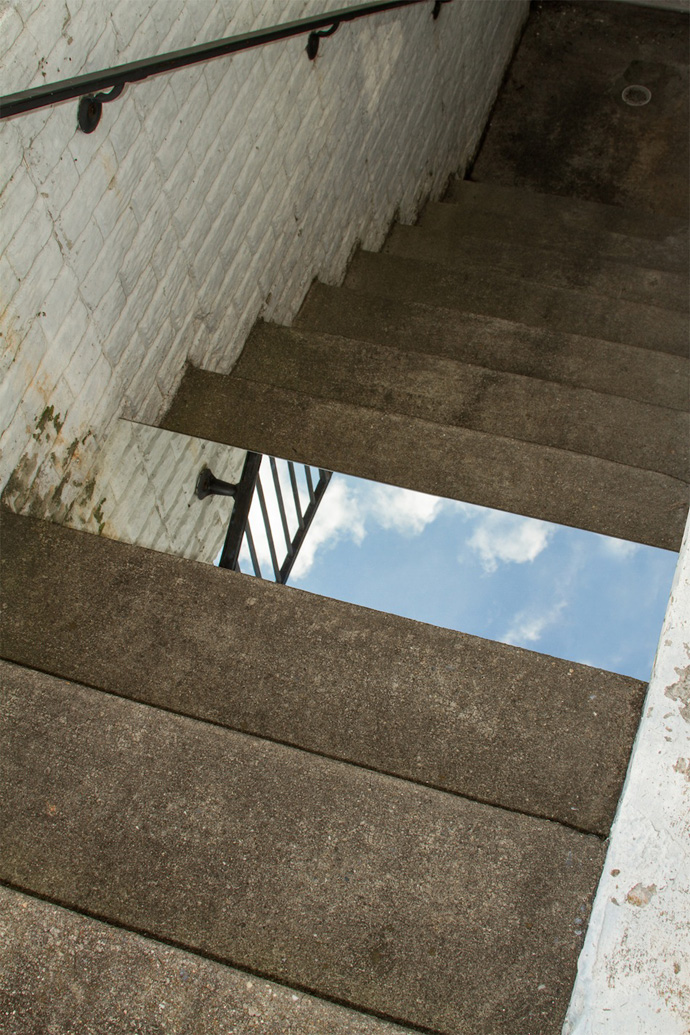 spiegel trap