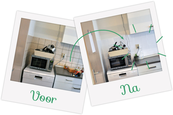 DIY DONDERDAG ? Mini keuken make over #1  Team Confetti