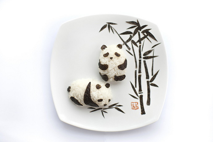 foodart_panda