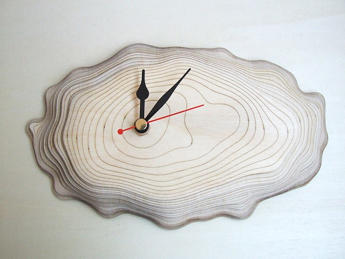 bark clock one asymmetree 3