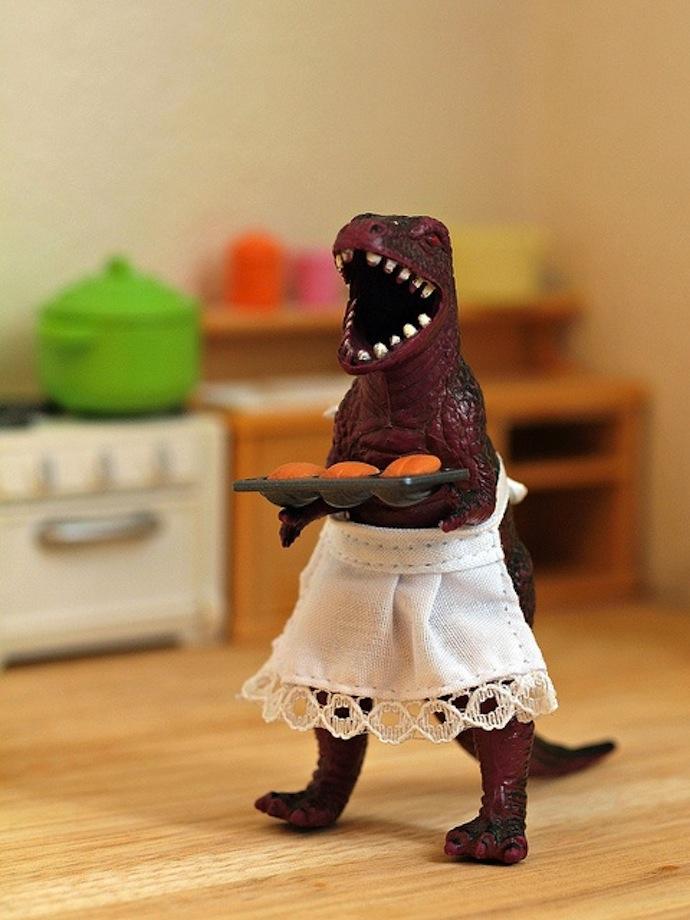 gurooo trex baking