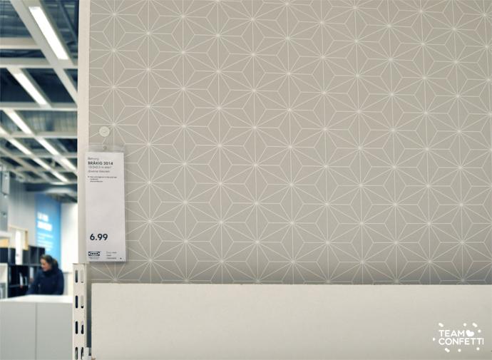IKEA BRÅKIG – LIMITED EDITION 2014  Team Confetti