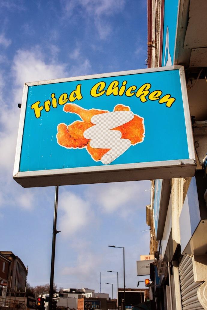 Guus Ter Beek Tayfun Sarier street eraser fried chicken