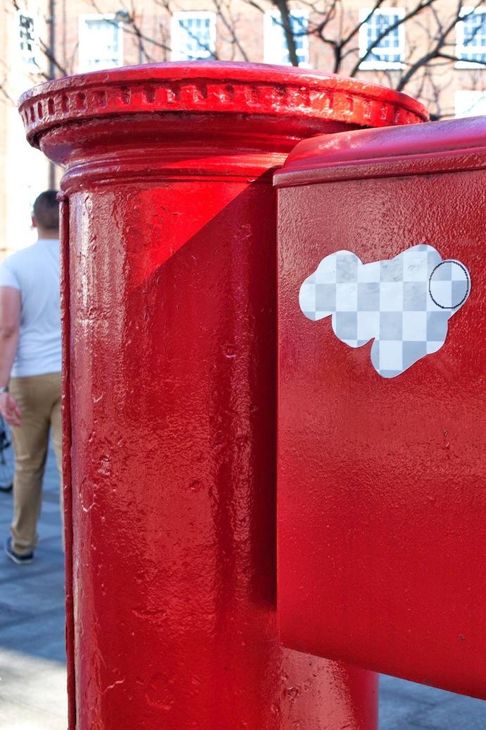 Guus Ter Beek Tayfun Sarier street eraser post box