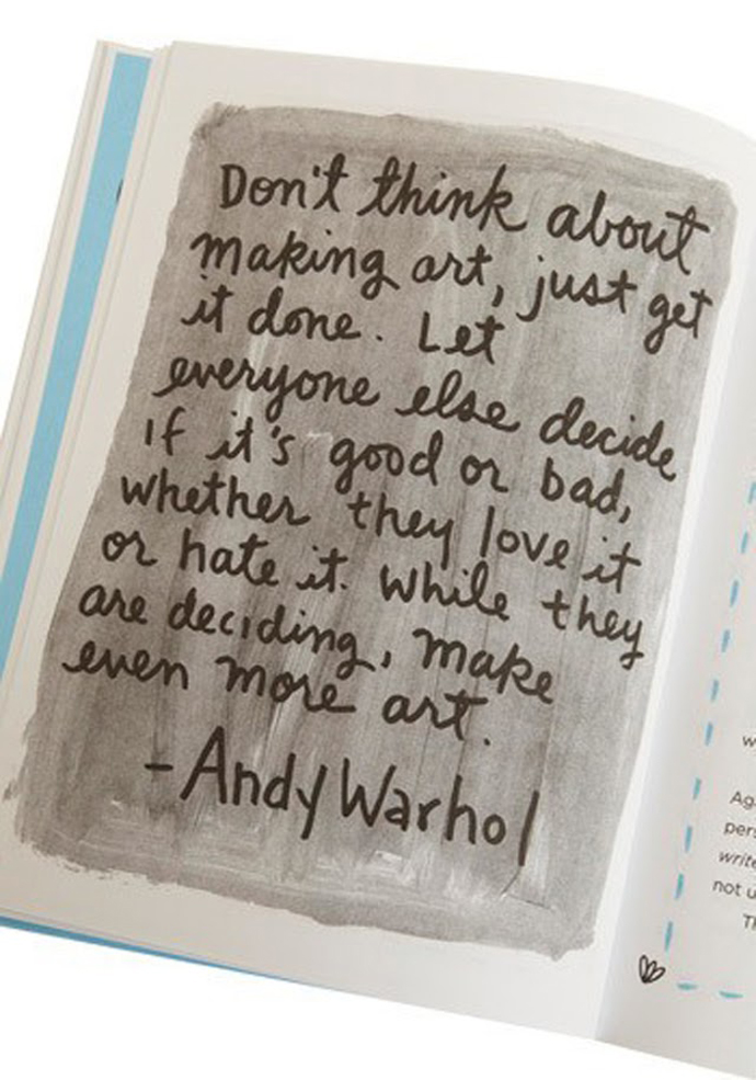 dont_think_about_making_art_andy_warhol