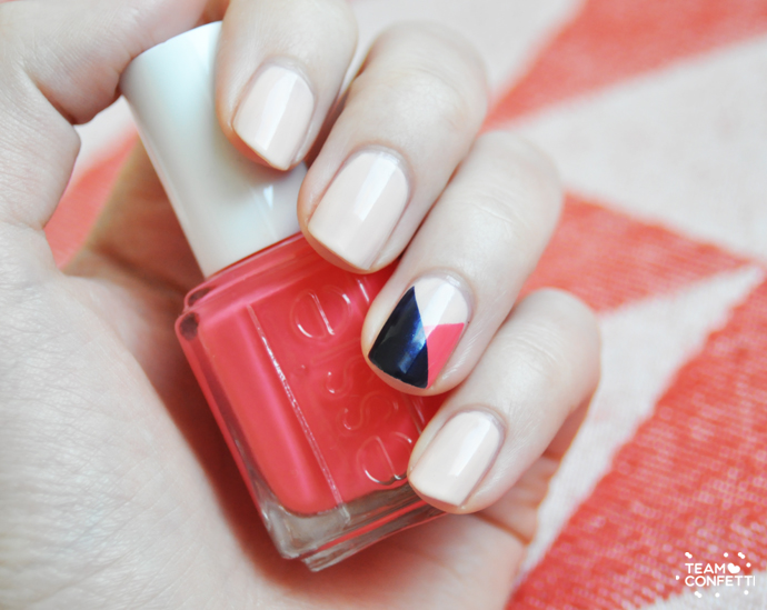 Favoriete nagellak van Olga: Essie Cute as a button.