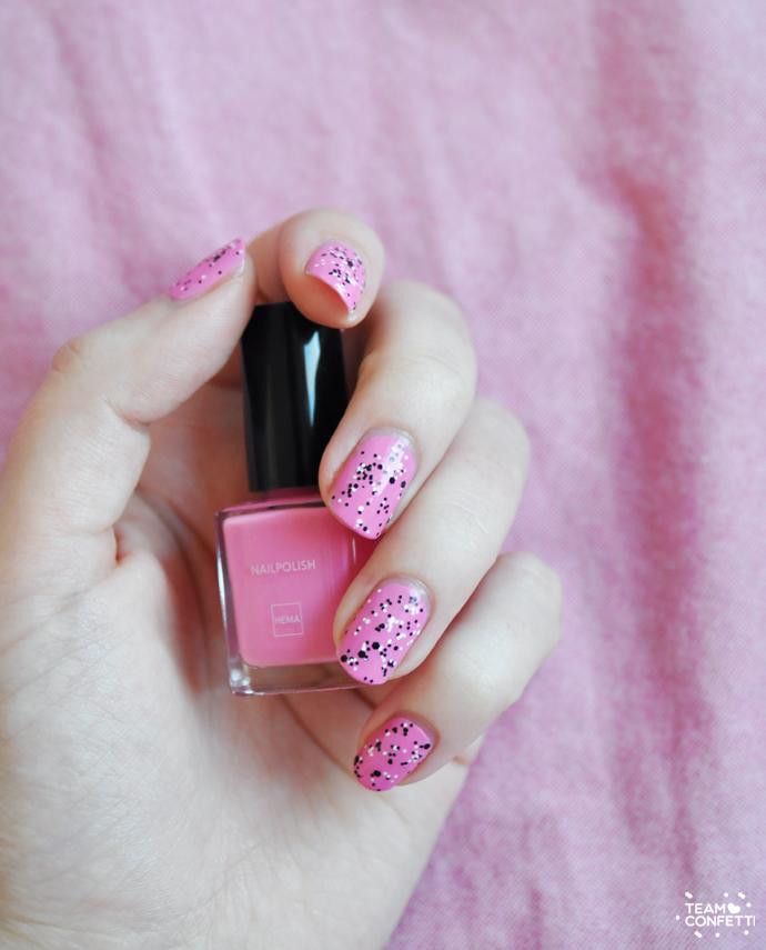 nailart_pink_confetti_glitter
