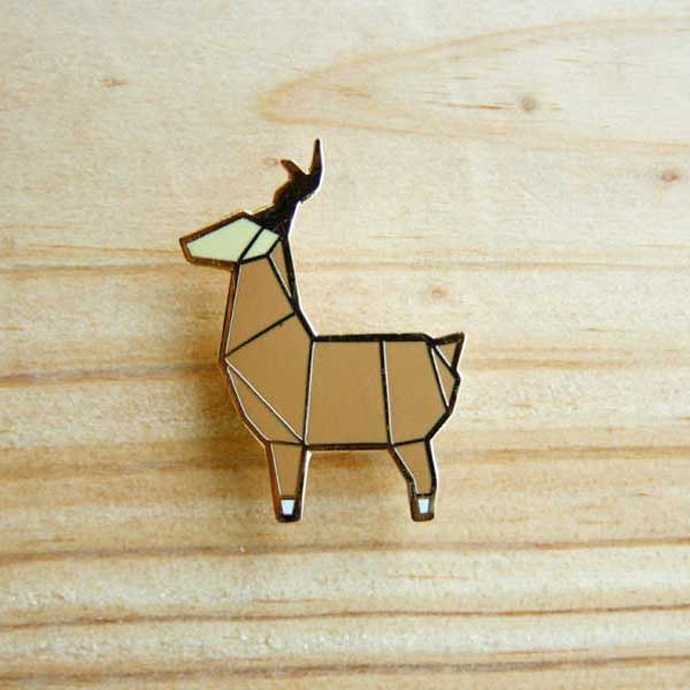 origami_pins_deer