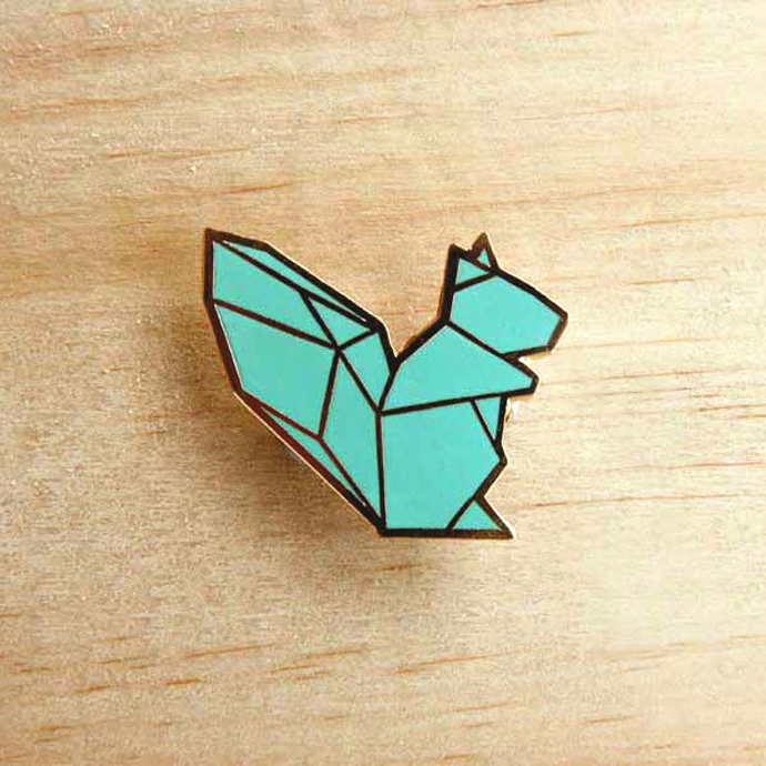 origami_pins_squirrel