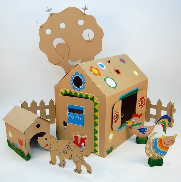 cardboard dad2
