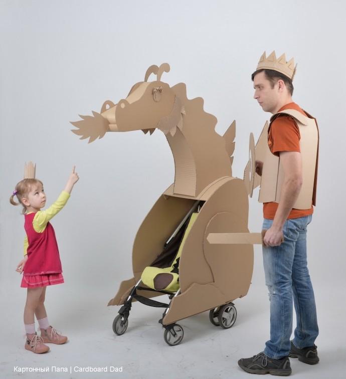 cardboard dad6