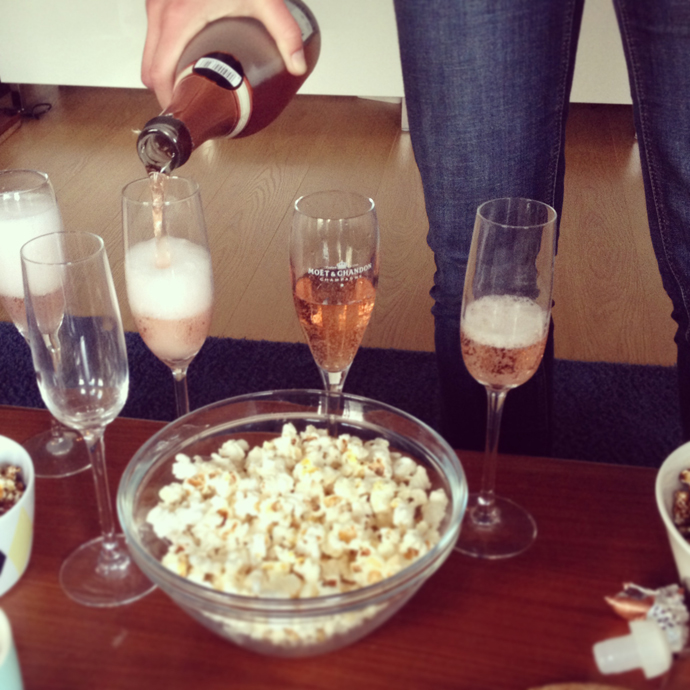champage zonder alcohol