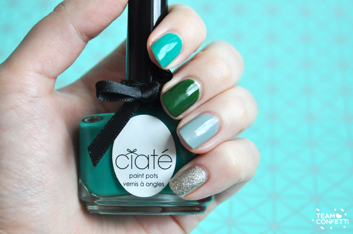 ciate 069 ditch the heels swatch
