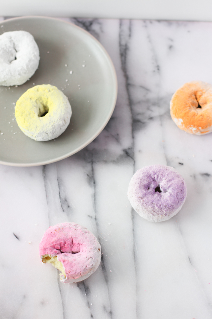 colorblocked and ombre donut diy3