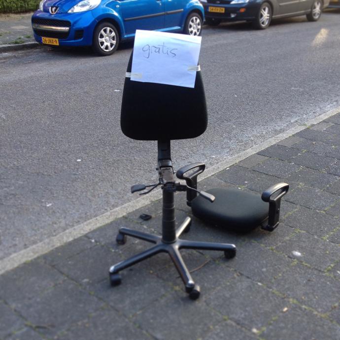 gratis bureaustoel