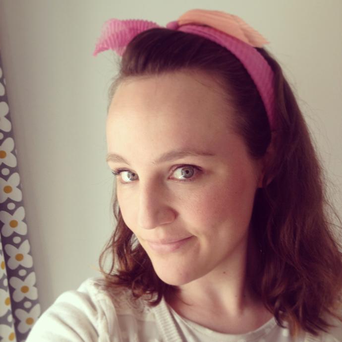 haarbandje roze