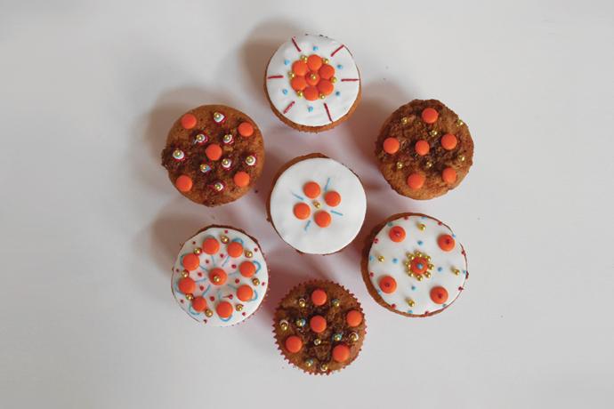 koninklijke stroopwafel cupcakes6