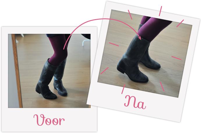 leren laarzen inkorten6