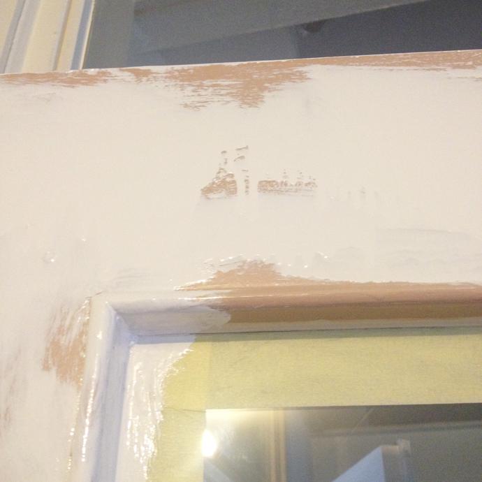 schilderen deur