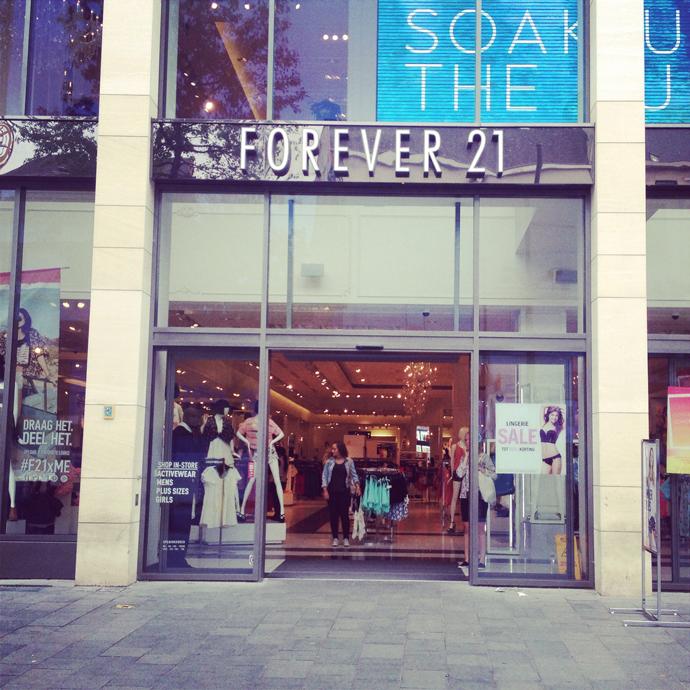 forever 21 3