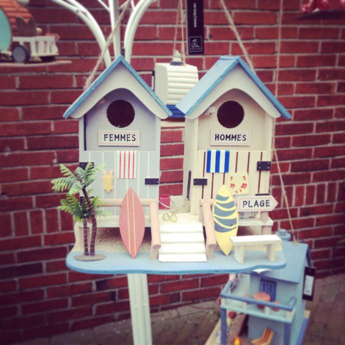 vogelhuisjes grappig