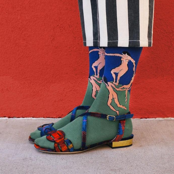 art-socks-The-Dance
