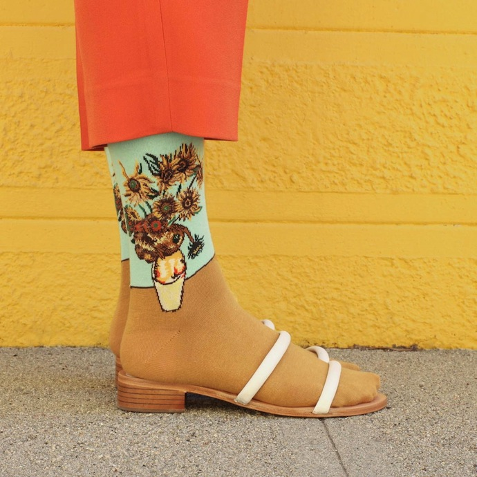 art-socks-Van-Gogh
