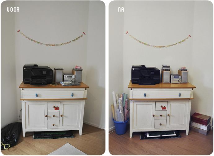 declutter werkkamer 3