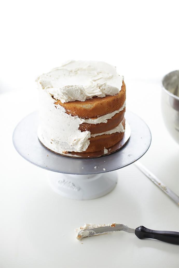 polka dot cake 3