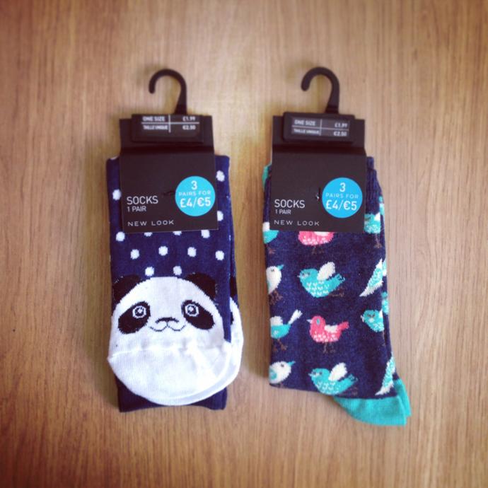 sokken new look olga