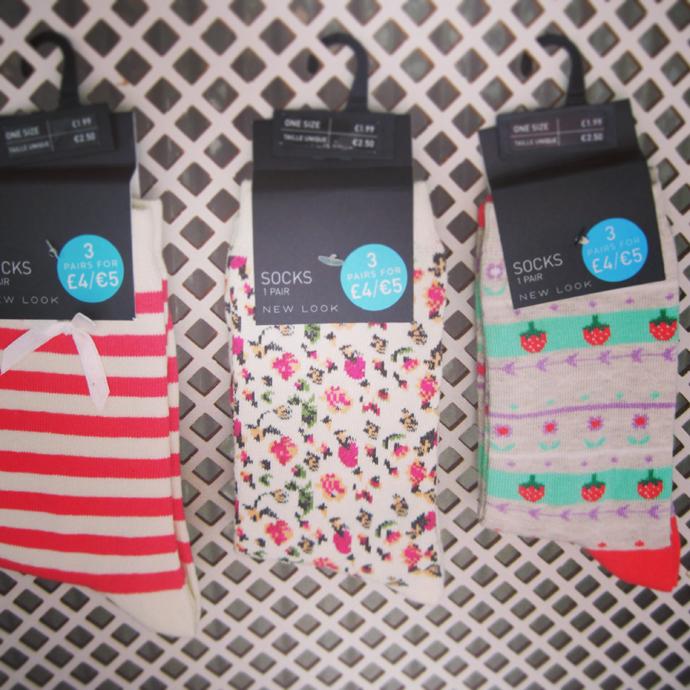 sokken new look
