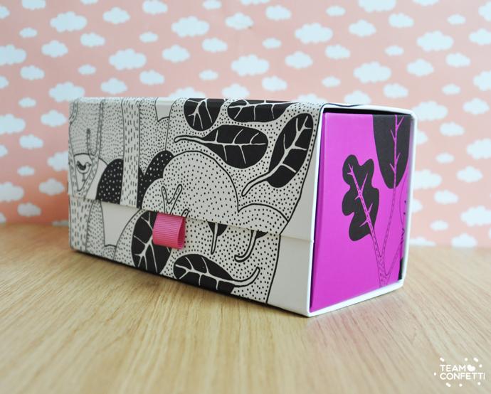 ikea papershop box