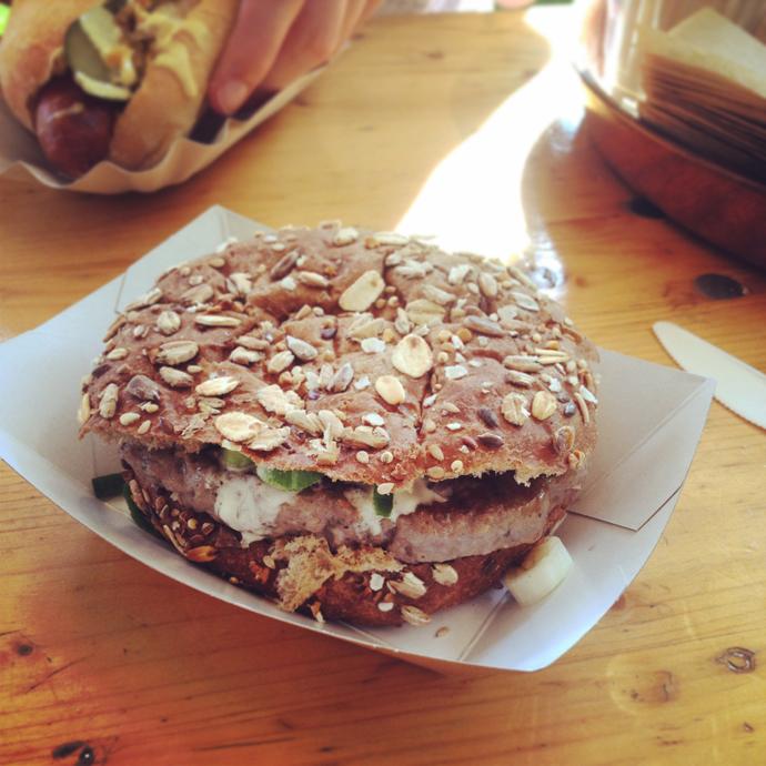 lokaal terschelling lamsburger