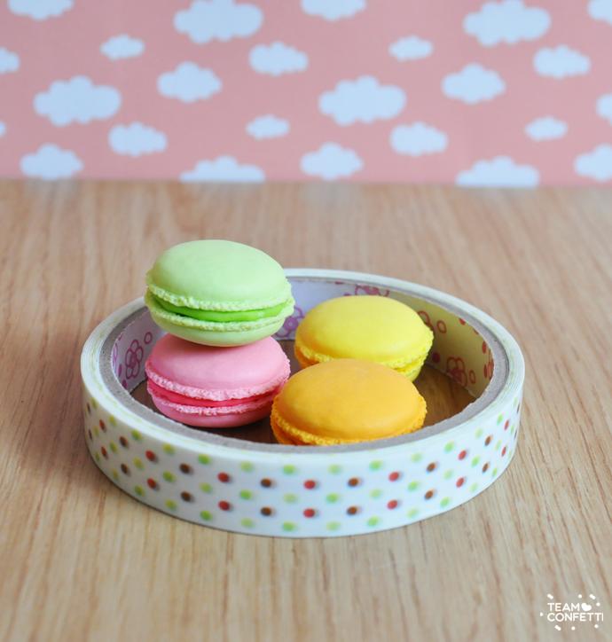 macaron gum