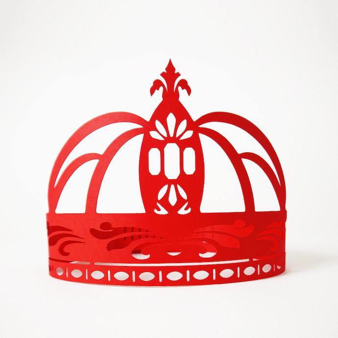 paper crowns 5
