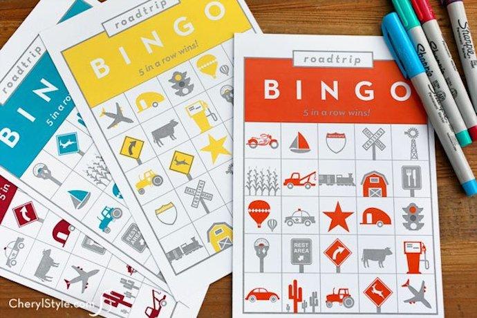 road trip bingo 2