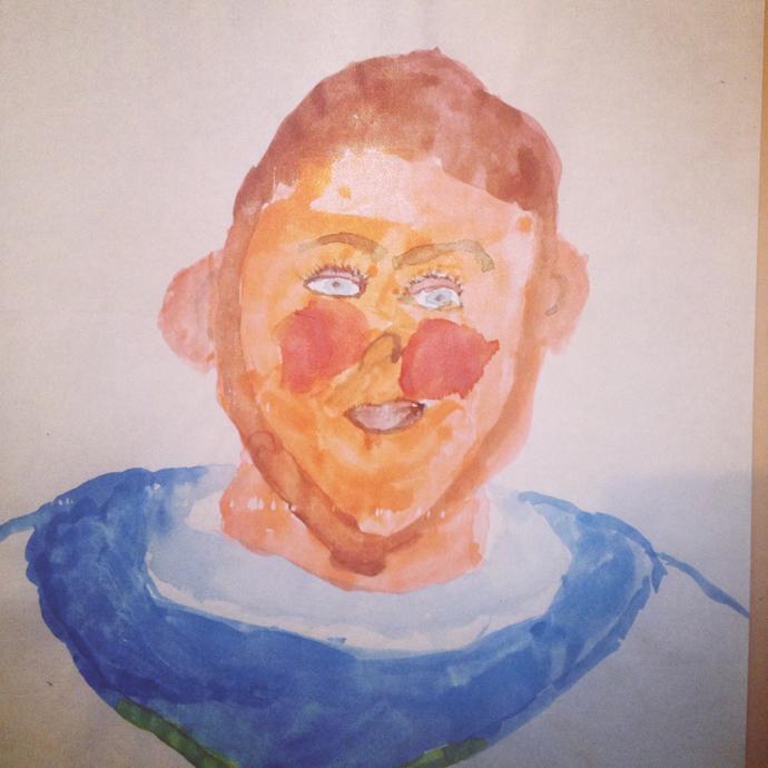 thomas portret