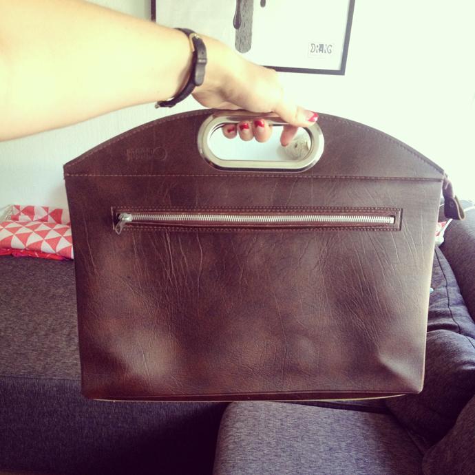 nieuwe tas
