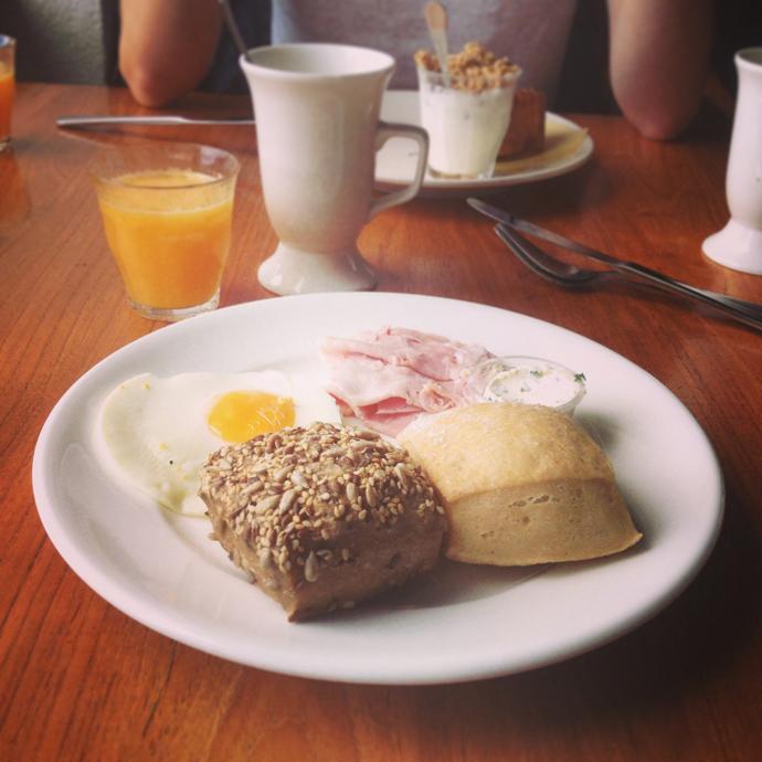 ontbijt v&d