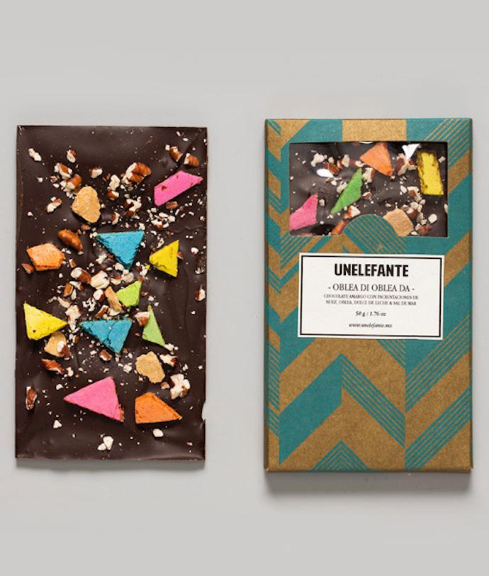 une elefante chocolat 1