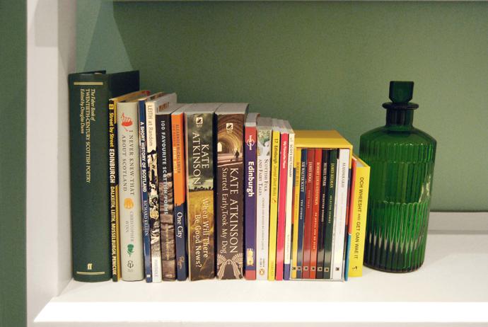 edinburgh boeken