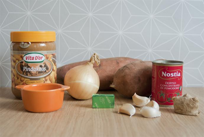 ingredienten peanut stew