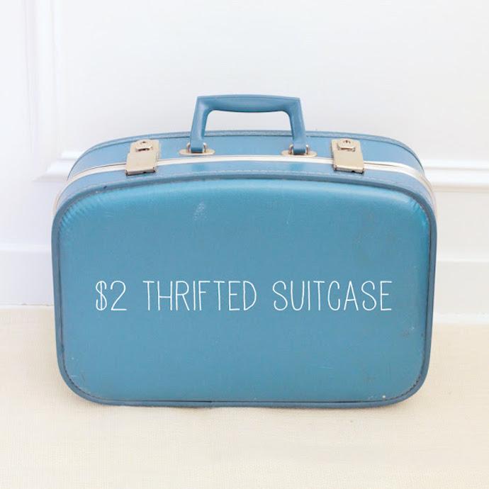 reline a suitcase 2