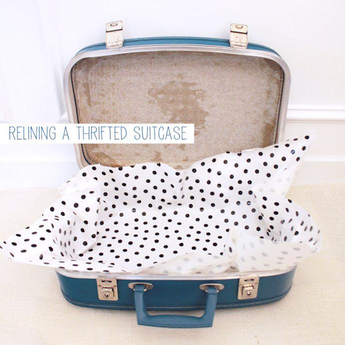 reline a suitcase 6