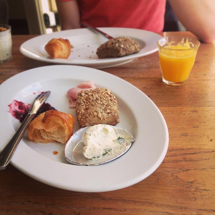 v&d ontbijt