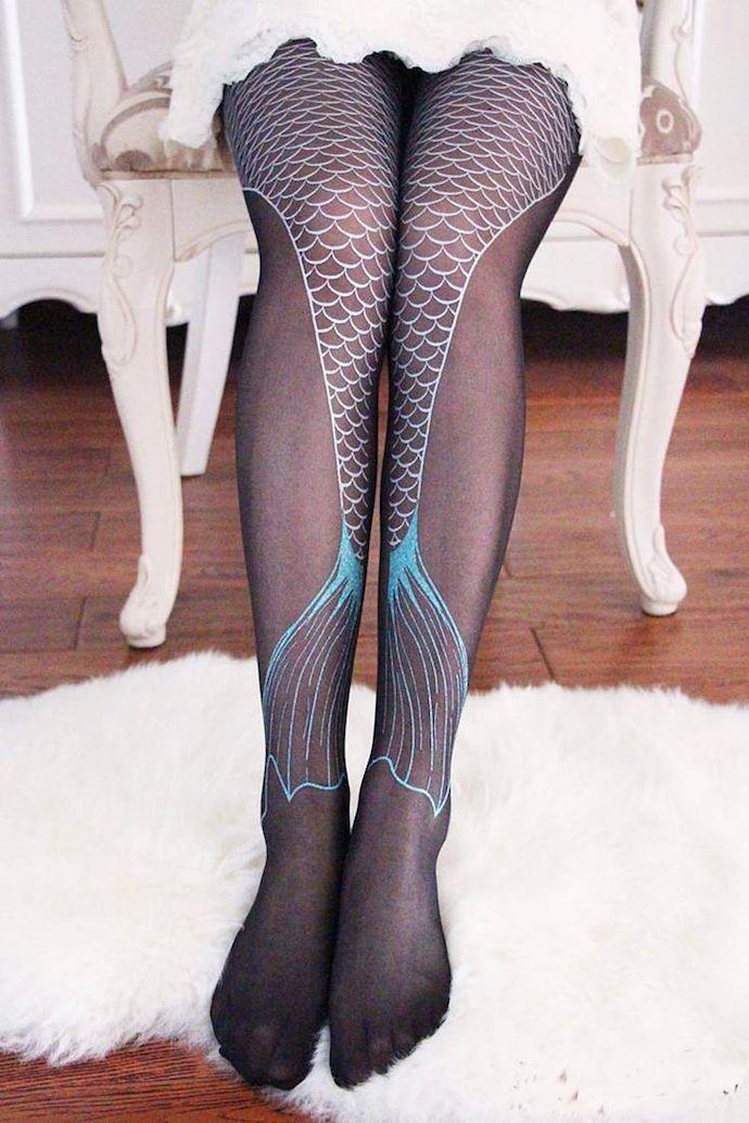 mermaid pantyhose 2