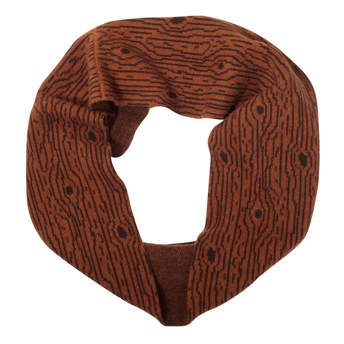 wood scarf