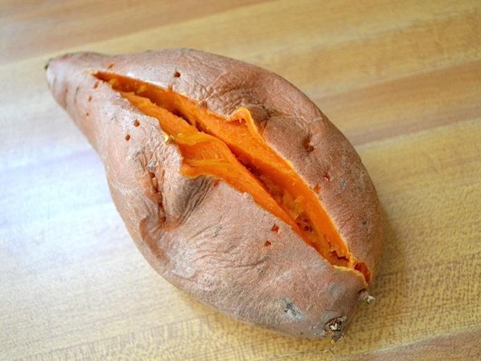 Sweet Potato Corn Cakes 3