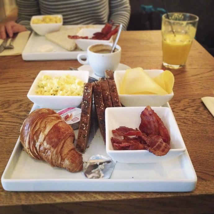 ontbijt flinders